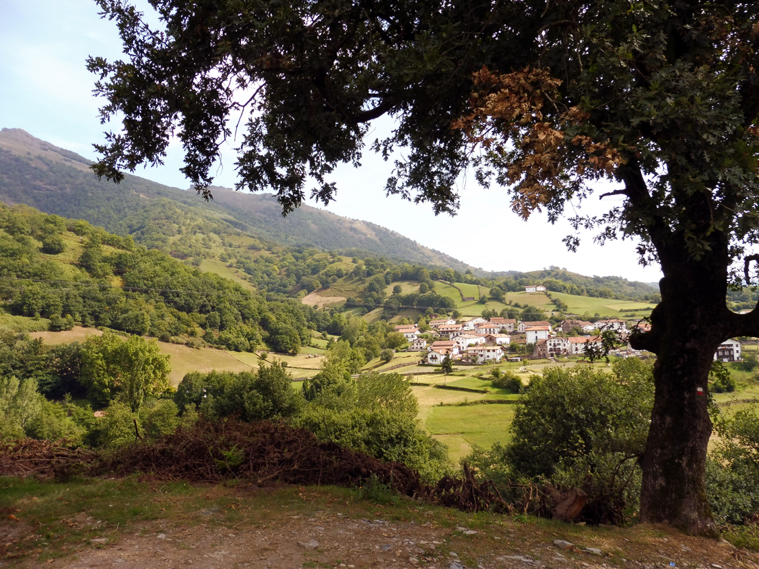 Basque country views - Ituren