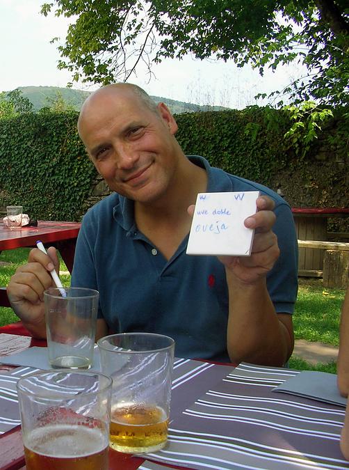 Iñaki bruce teaching