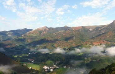 Hiking in the Pyrenees: the Baztan and Bidasoa Valleys