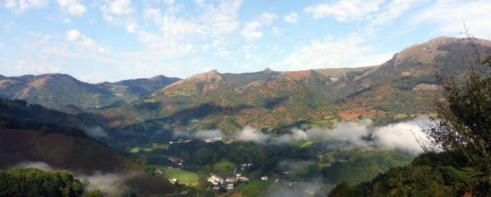 Hiking in the Hiking in the Pyrenees: the Baztan and Bidasoa Valleys