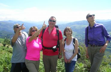 Learning Spanish as we walk the Pyrenees