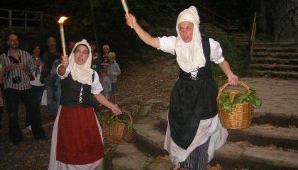 The 'witches' of Zugarramurdi
