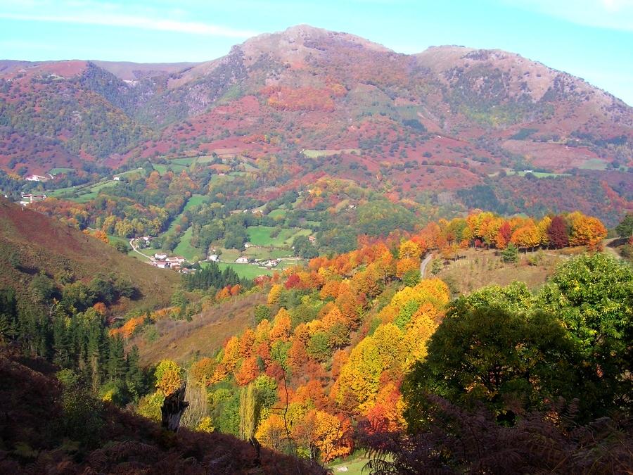 Autumn in Ituren
