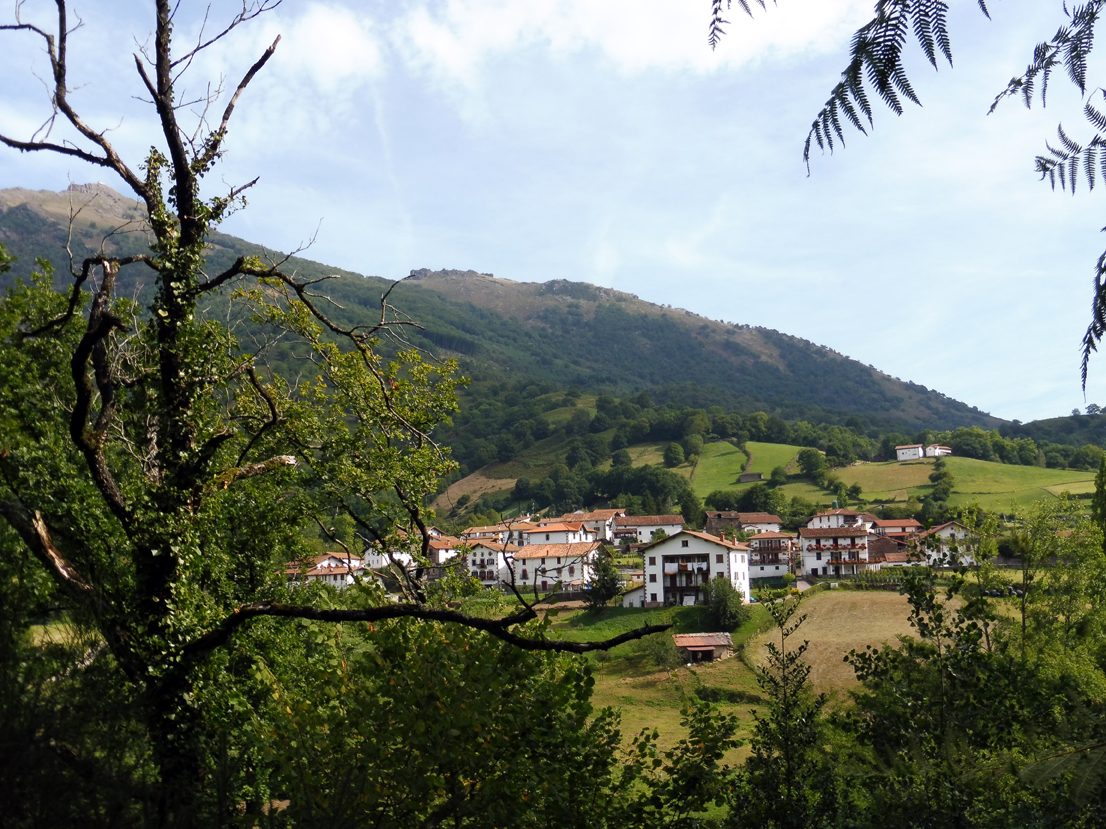 Hikes in the Pyrenees - Ituren