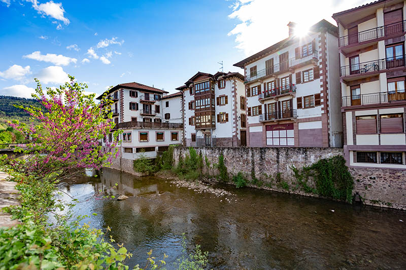 Pyrenean Experience Walking Holidays medieval architecture