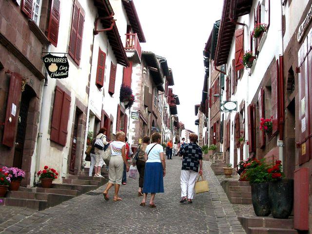 Saint Jean Pied de Port on the Camino de Santiago
