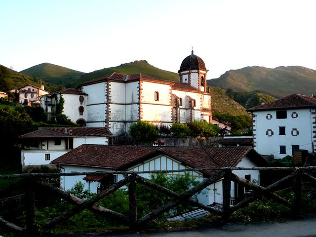 The Basque mountain village of Zurgarramurdi in Navarre is famous for its witches
