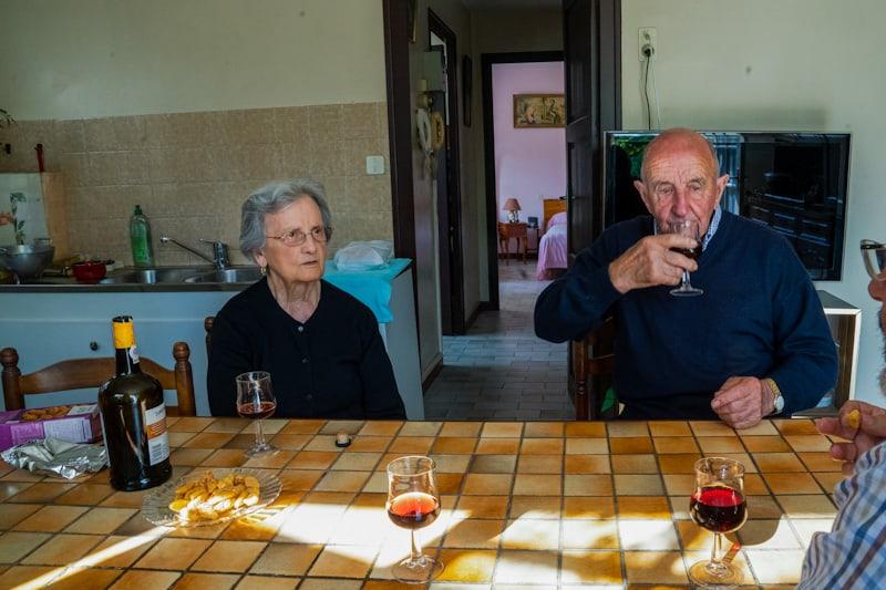 Paco Iriarte and Maialen Larretche meet