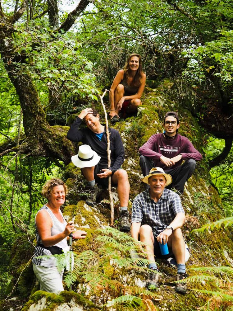tailor made walking groups in the Pyrenees