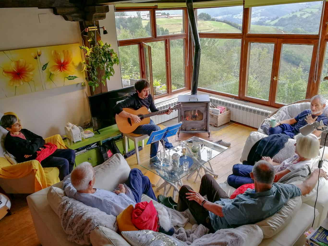 basque music concerts in the Pyrenees