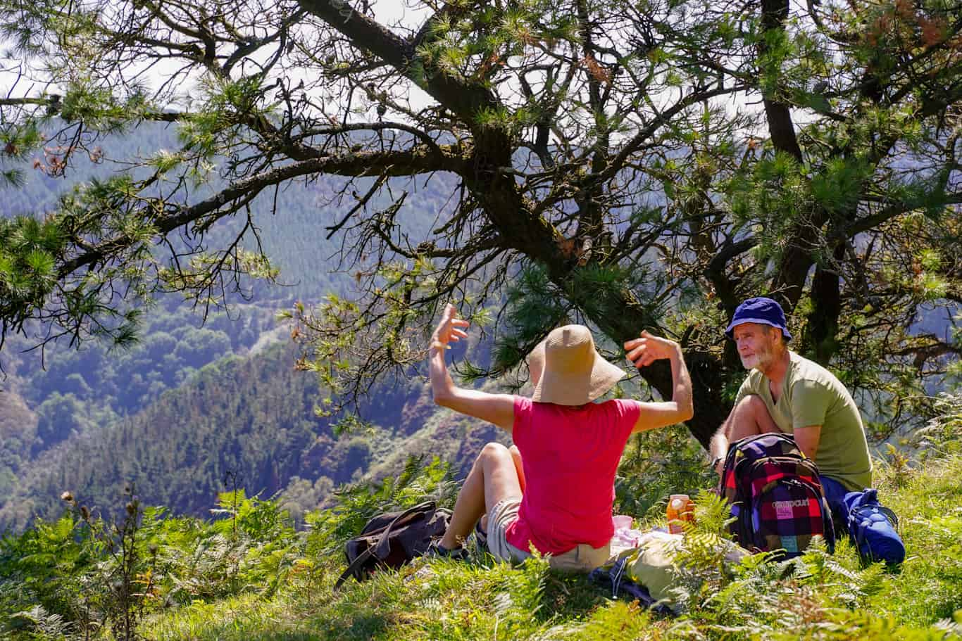 Speaking Spanish in the Pyrenees