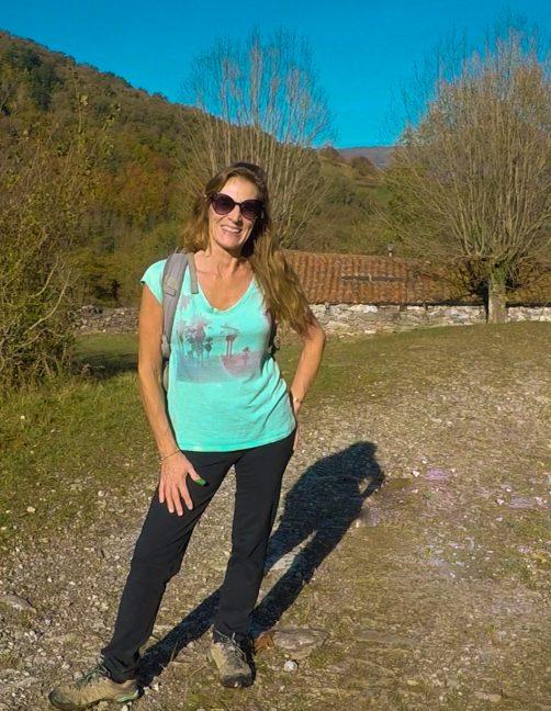 Georgina Howard walking guide Pyrenean Experience